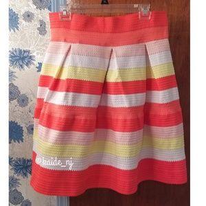 NWT New York & Company bubble skirt